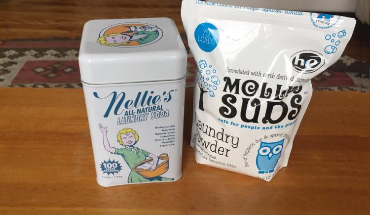 Nellie's Laundy Soda Molly's Suds